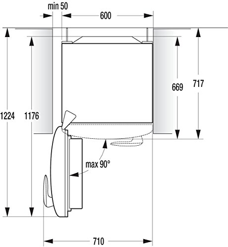 Gorenje ORK 193 RD-L Kühl-Gefrier-Kombination - 6