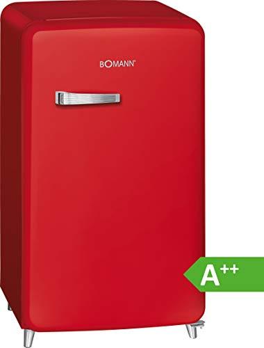 Bomann KSR 350 Kühlschrank, A++, Retro-Design
