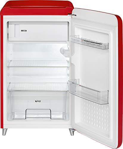 Retro Kühlschrank A : Bikitchen kühlschrank retro cool weiß online kaufen ➤ möbelix