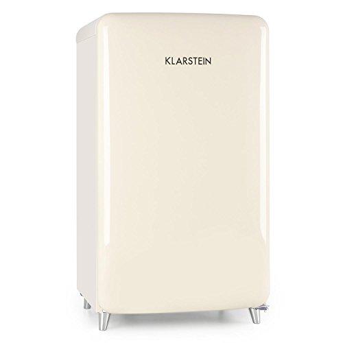 Klarstein PopArt Cream Kühlschrank Standkühlschrank - 3