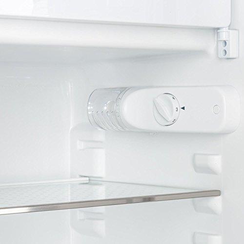 Klarstein PopArt Cream Kühlschrank Standkühlschrank - 6