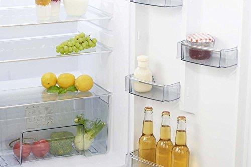 Retro Kühlschrank Klarstein : ▷ retro kühlschrank feuerrot glanz a kühl gefrierkombi schaub