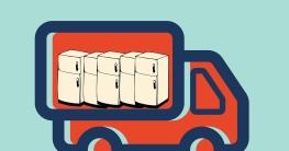 So entsorgen Sie Ihren alten Kühlschrank richtig