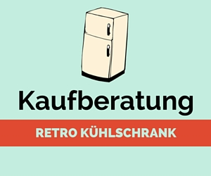kaufberatung so w hlen sie den richtigen retro k hlschrank aus. Black Bedroom Furniture Sets. Home Design Ideas