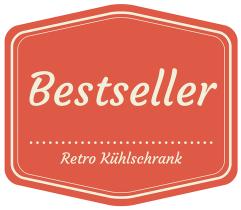 Retro Kühlschrank Bestseller