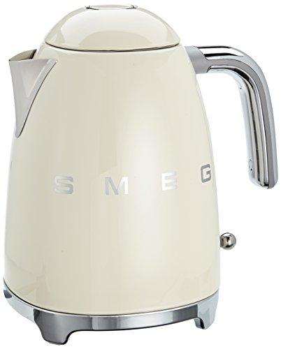 SMEG Retro Wasserkocher in creme