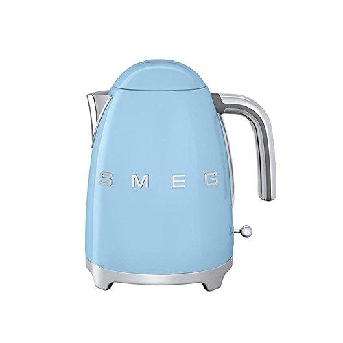 SMEG Retro Wasserkocher in pastellblau